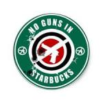 Starbucks no guns